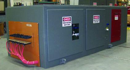 Consarc Large ElectroSlag Remelting Furnaces