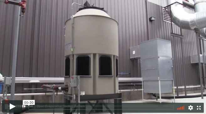 Inductotherm Open Evaporative Cooling Systems