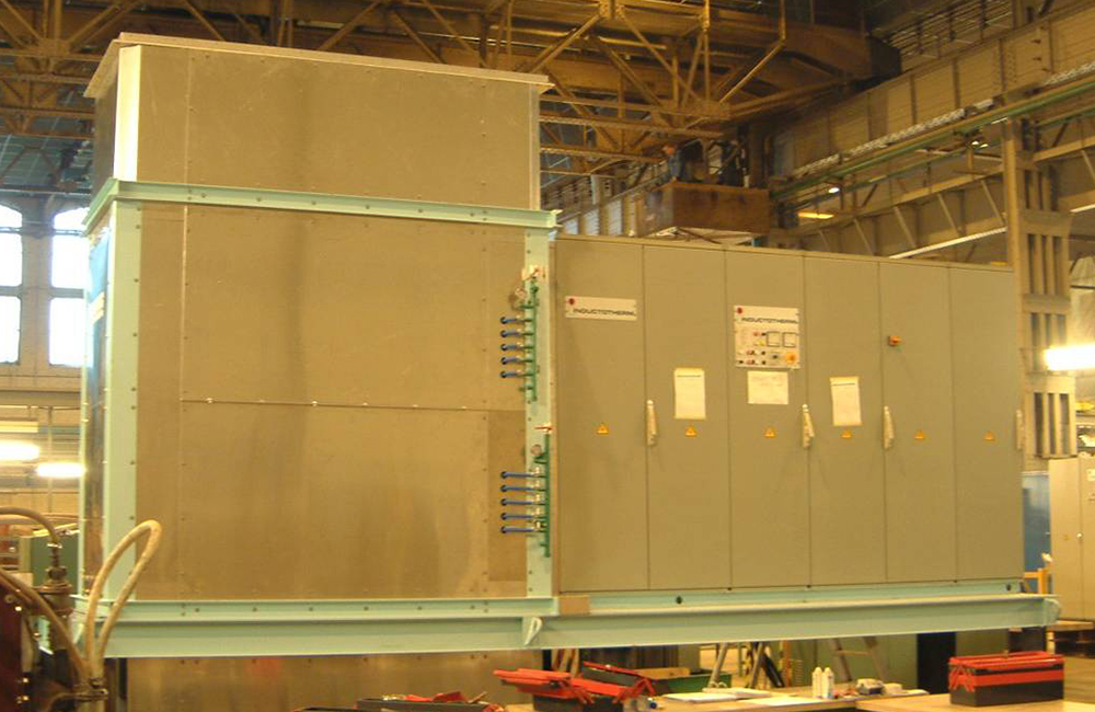 Inductotherm Paint Coat Drying Systems
